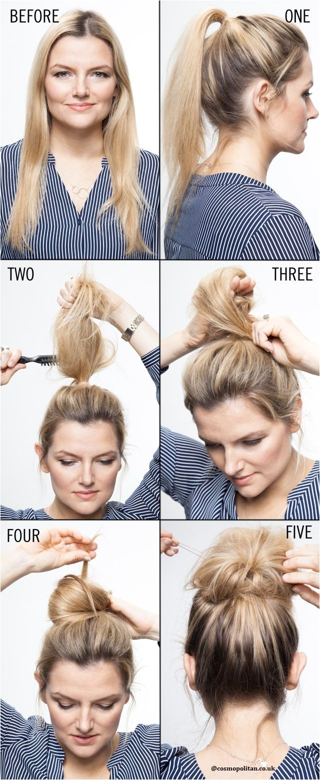 Quick and Easy Hairstyles for Fine Hair 50 Styles De Coiffures Simples Faciles Et Belles Que Vous