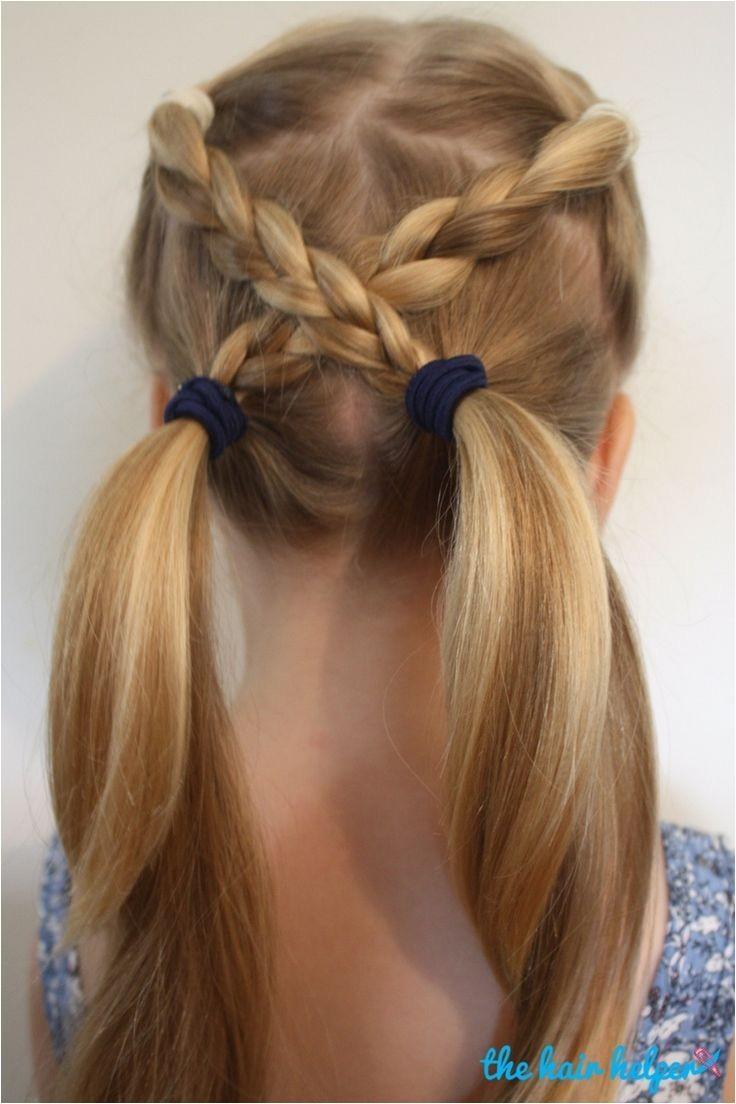 easy kid hairstyles