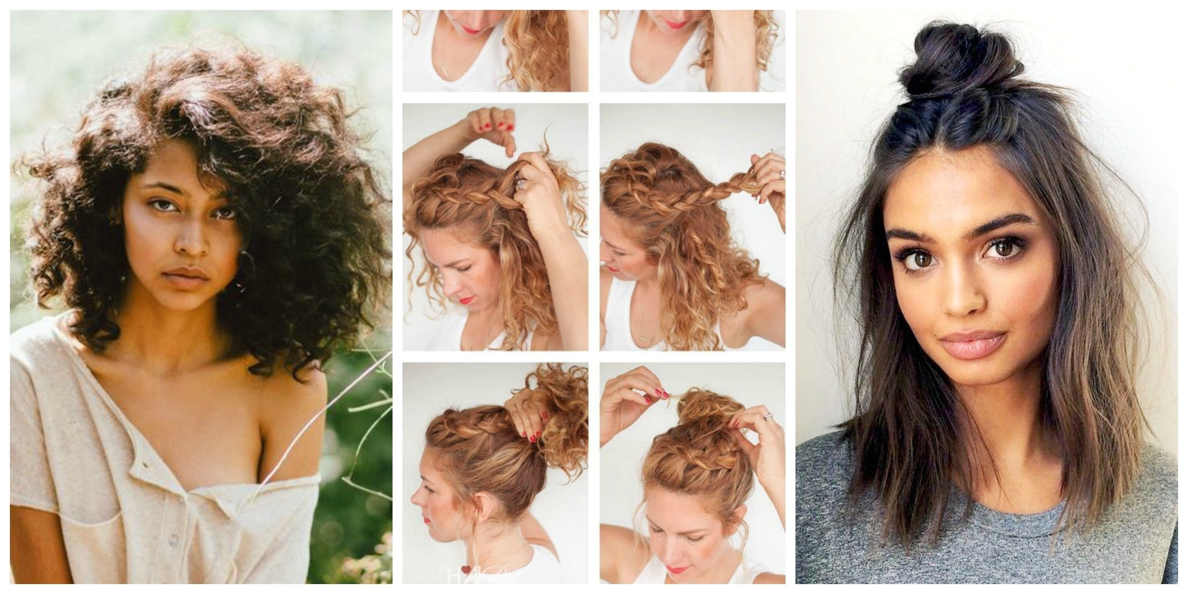 pinterest no heat hairstyles