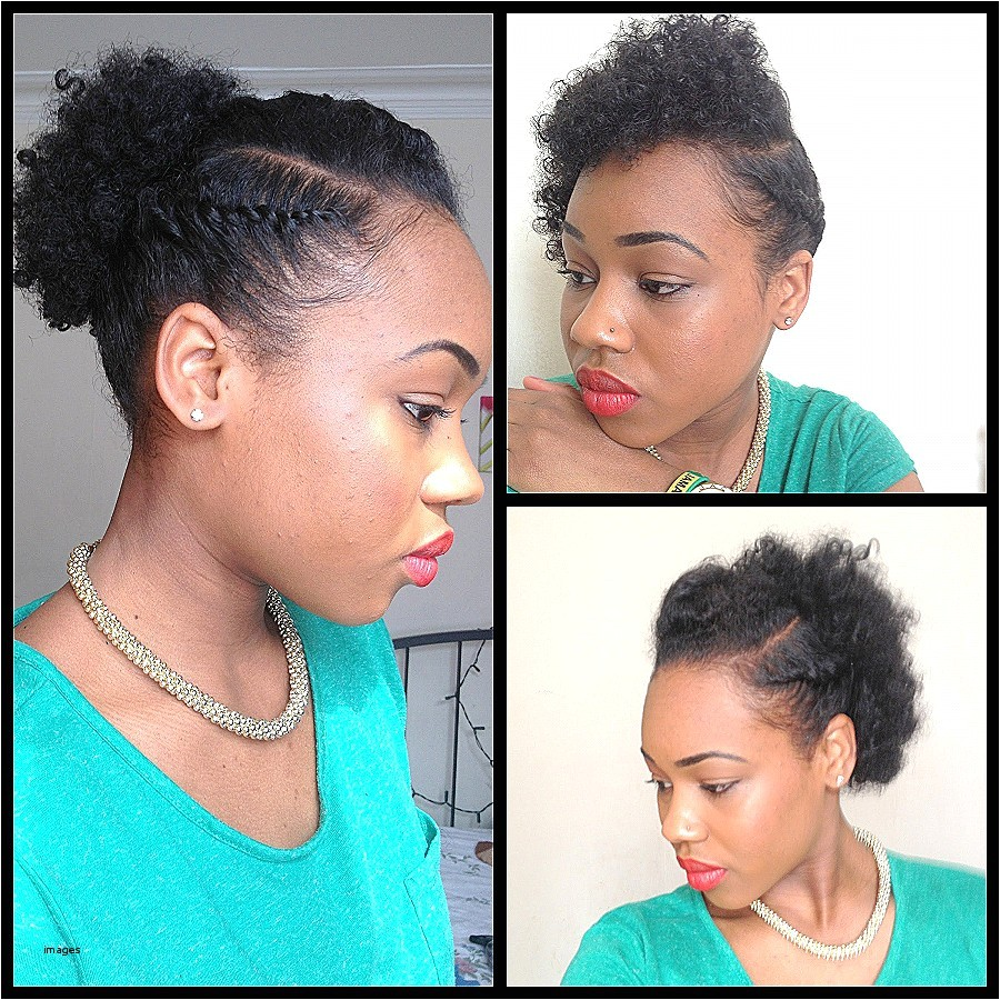quick pin up hairstyles for natural hair