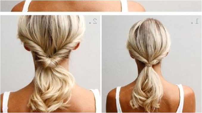 easy professional hairstyles