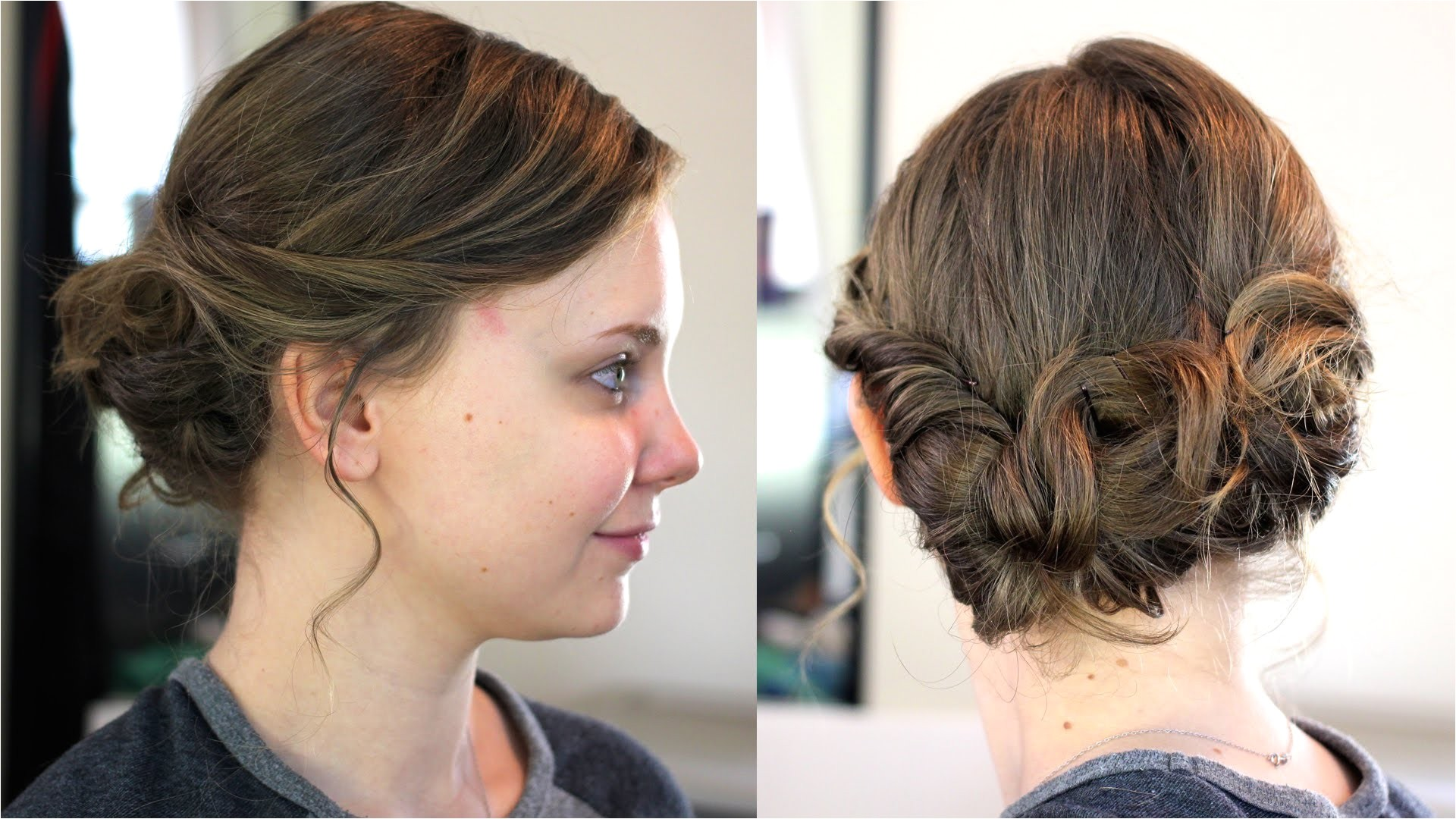 quick professional hairstyles for long hair