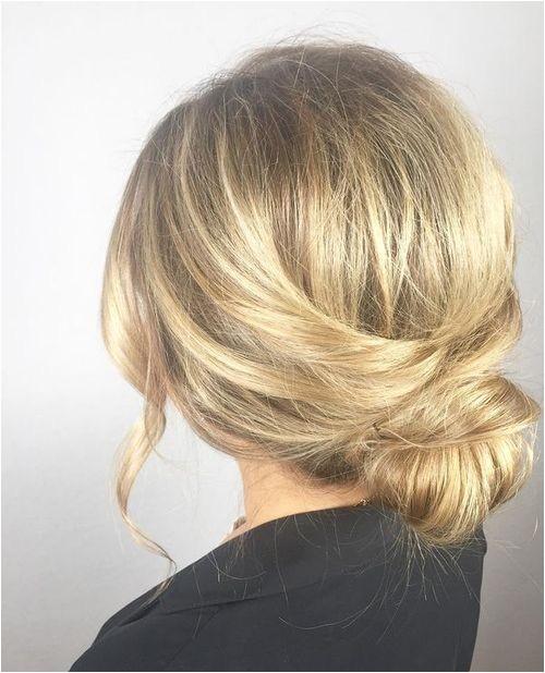top updos for medium hair