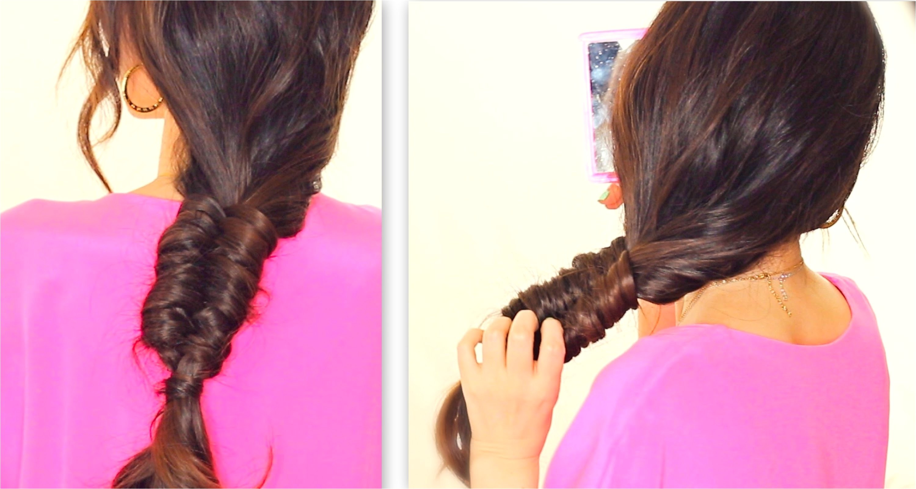 easy everyday hairstyles for school