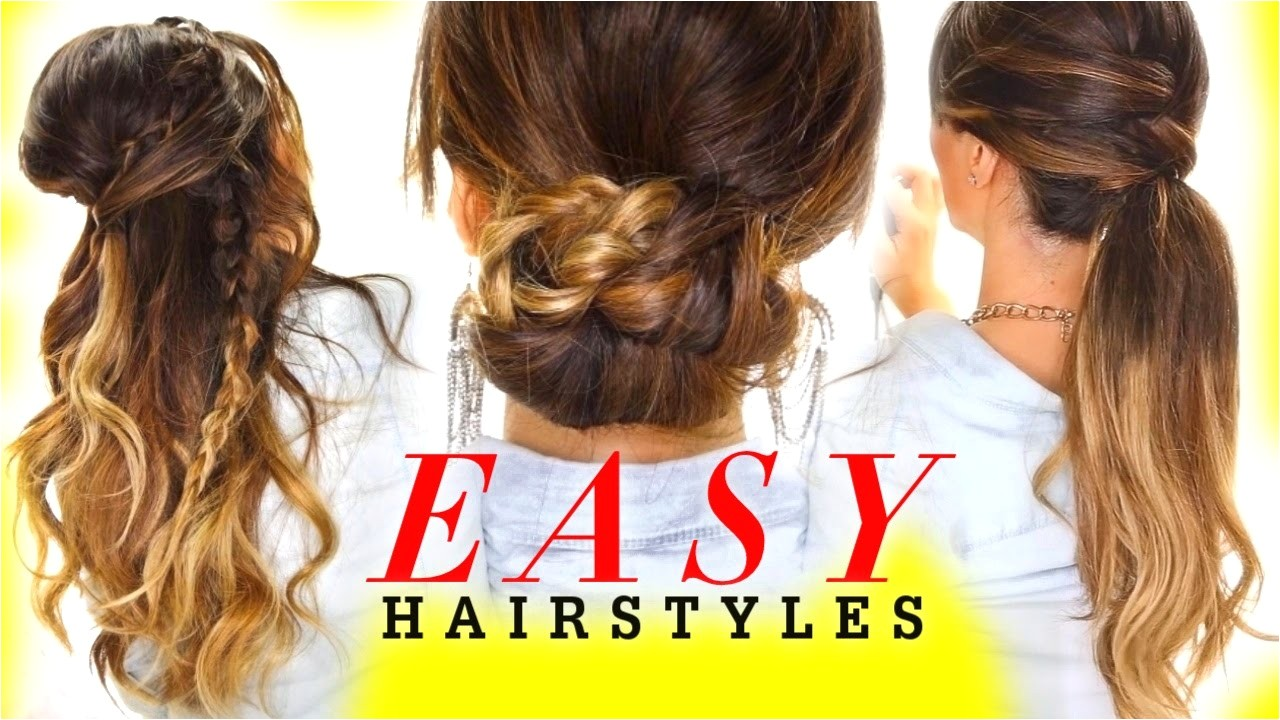 hairstyles for greasy long hair
