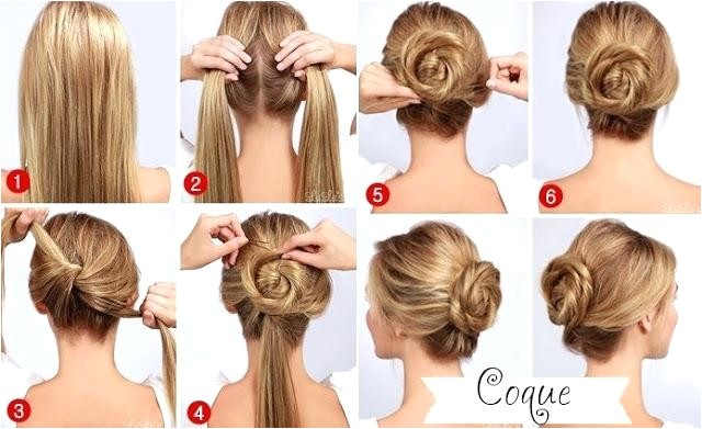 Quick Easy Hairstyles for Long Thick Wavy Hair Home Improvement Easy Quick Hairstyles Hairstyle