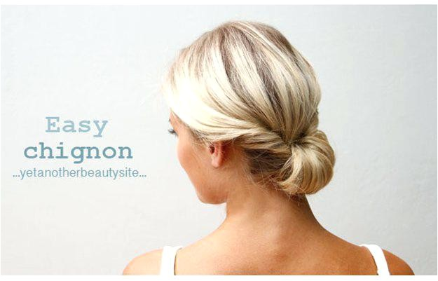 easy quick hairstyles for short thin hair
