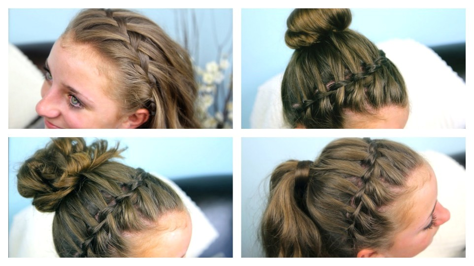 quick hairstyles for school easy