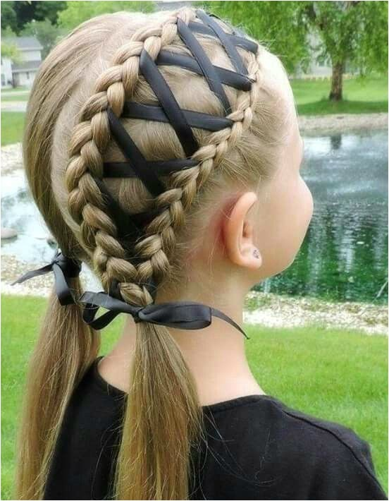 Really Cool Easy Hairstyles 1