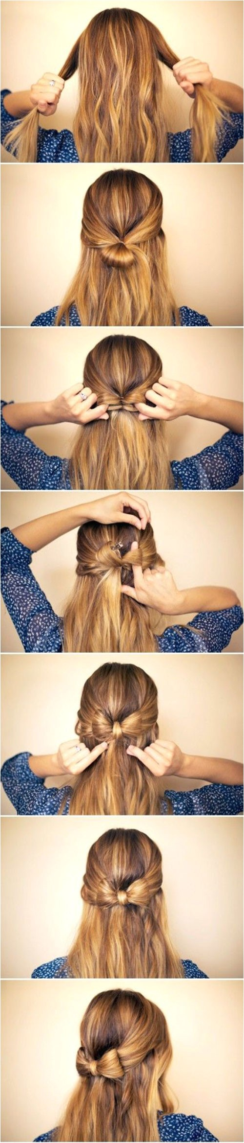 12 easy step by step summer hairstyle tutorials for beginners 2017