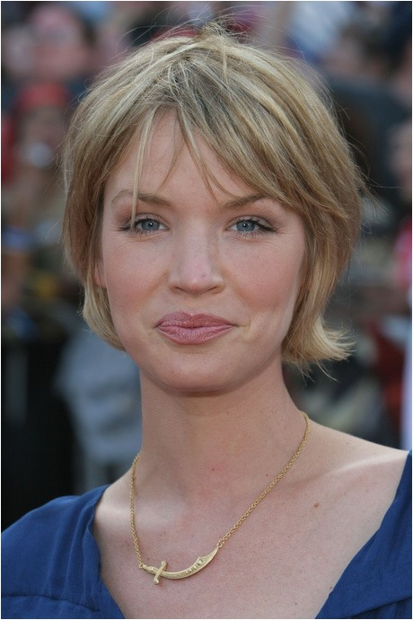 short hairstyles easy to grow out