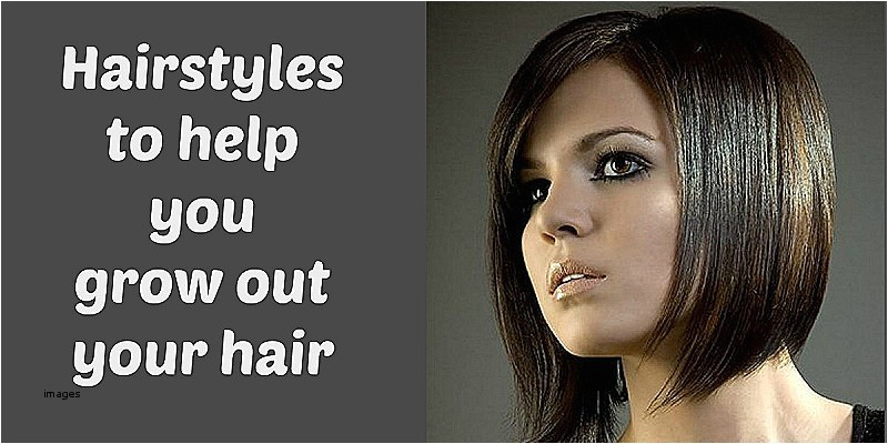 hairstyle to grow out short hair