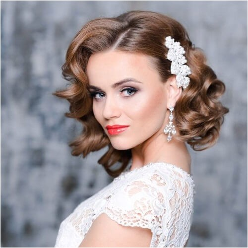 Shoulder Length Hairstyles for A Wedding 50 Dazzling Medium Length Hairstyles