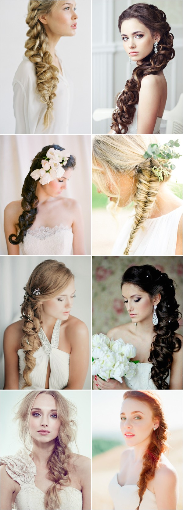 42 wedding hairstyles for long hair