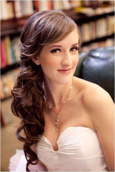 15 gorgeous bridal hair bangs