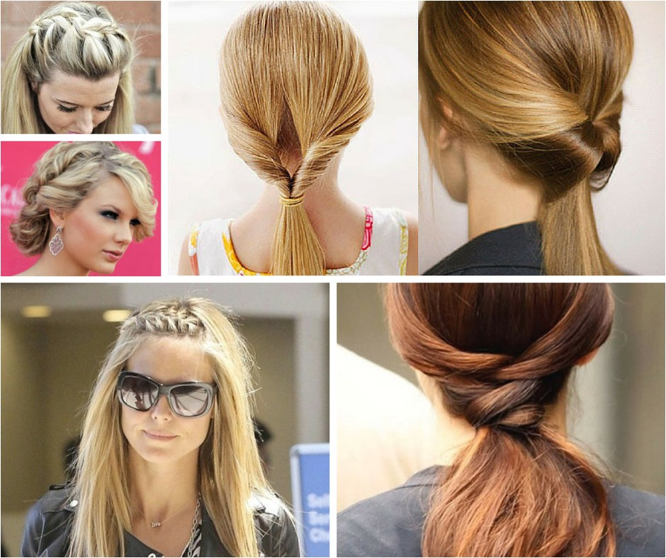 Simple and Easy Hairstyles for Office Easy Hairstyles for the Fice