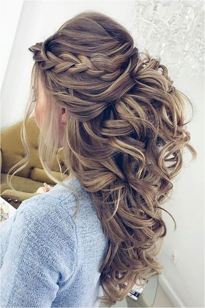 Simple Hairstyles for Wedding Guests 1