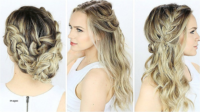 easy hairstyles for wedding guests to do yourself