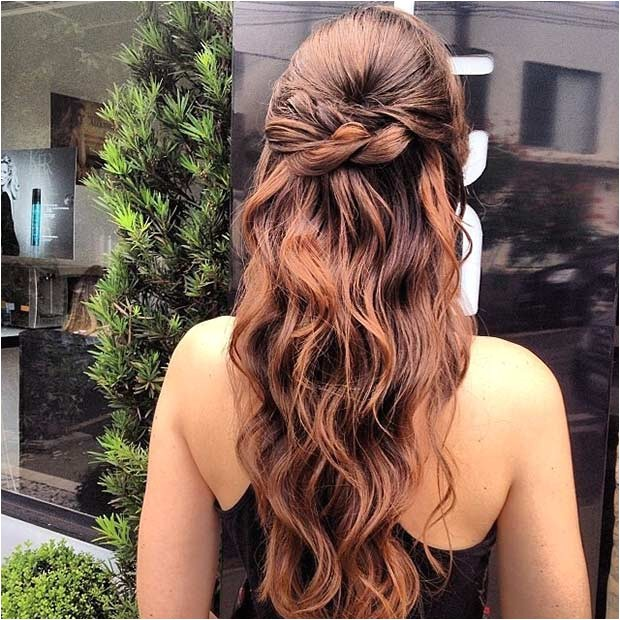 Simple N Easy Hairstyles 31 Half Up Half Down Hairstyles for Bridesmaids