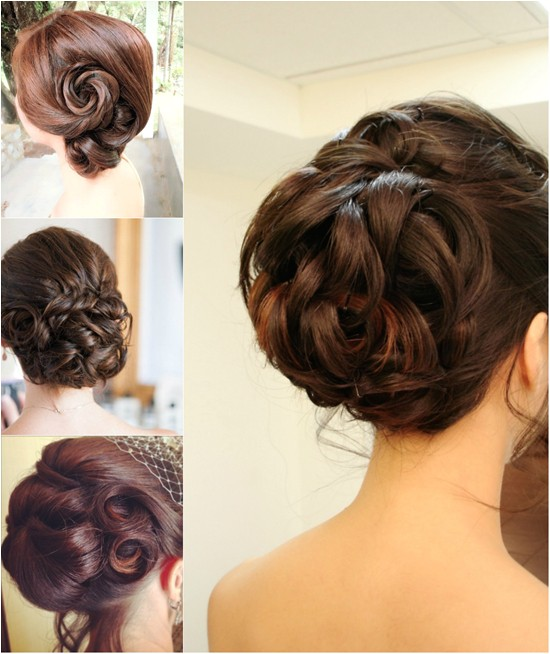 5 easiest wedding updo you can create by yourself blog56