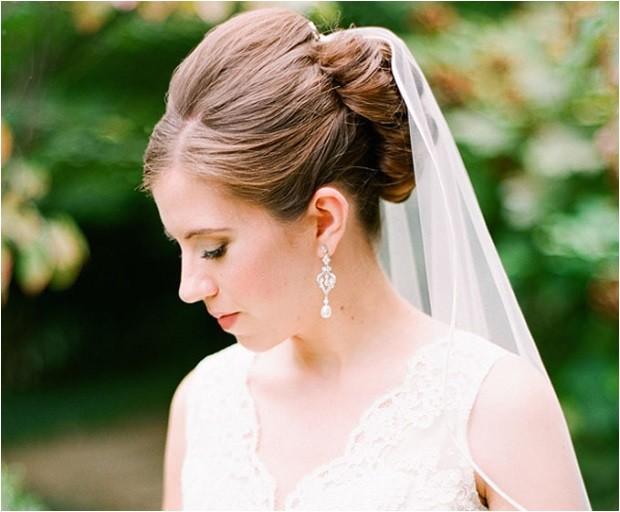 bridal hairstyles bridal hairstyles long veils