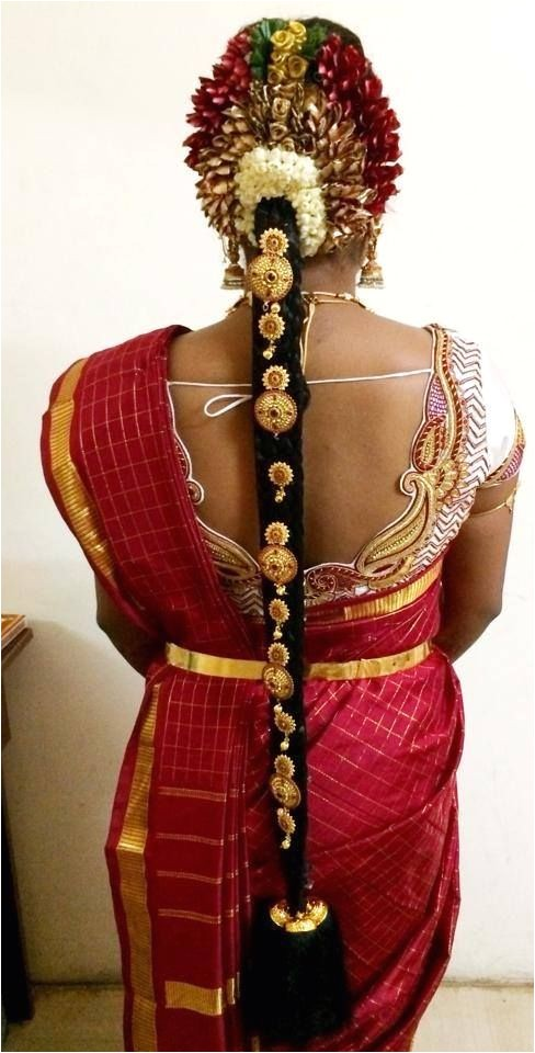 12 best south indian bridal hair styles for your big day