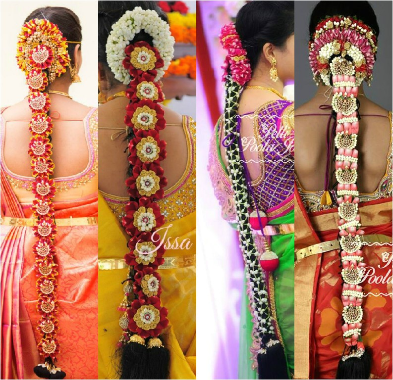 40 beautiful south indian wedding hairstyles