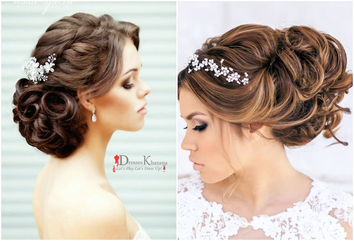 best bridal hairstyle for square face