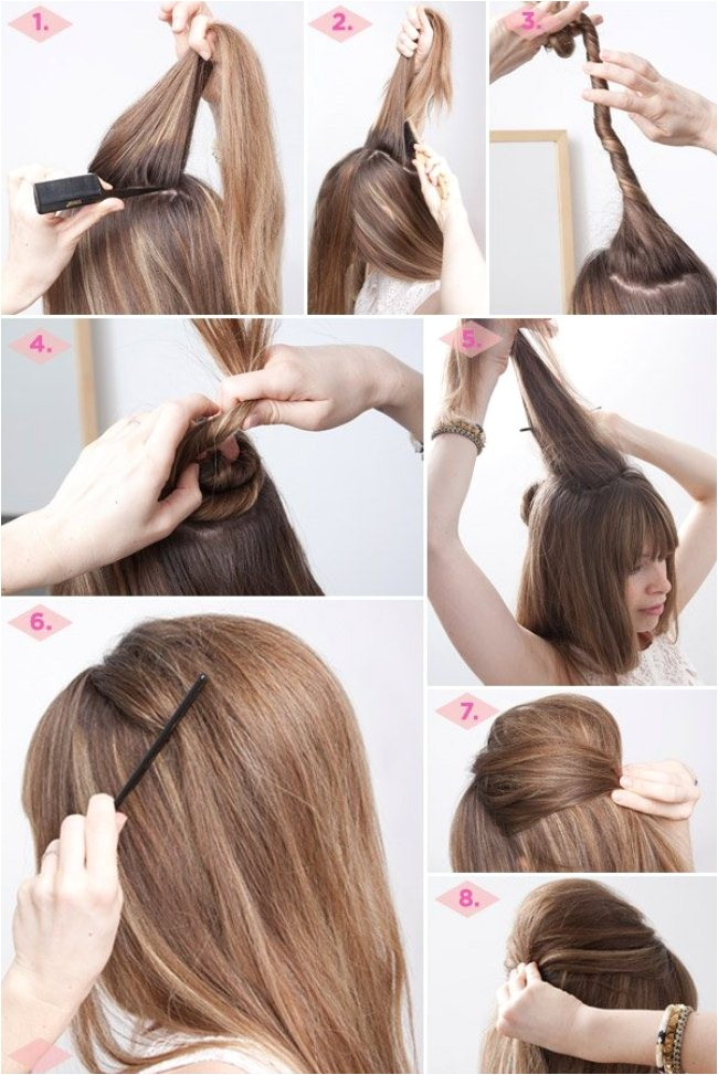2 hairstyle with steps 7