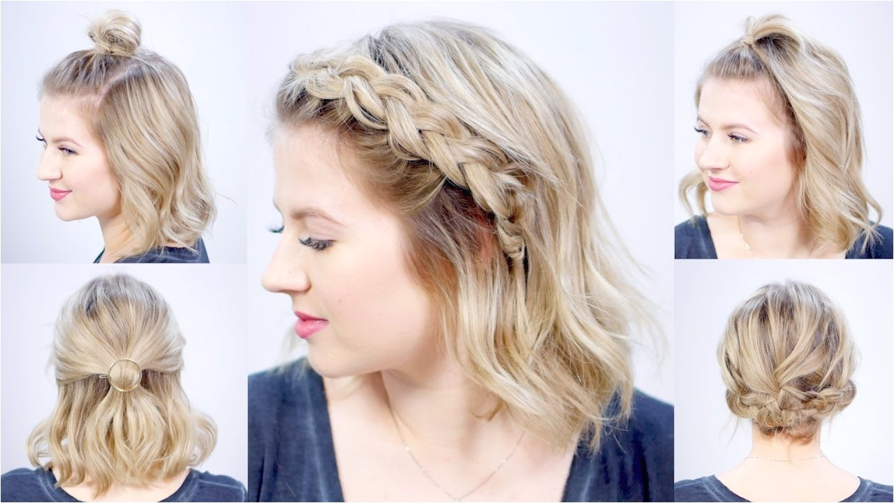 super cute easy hairstyles