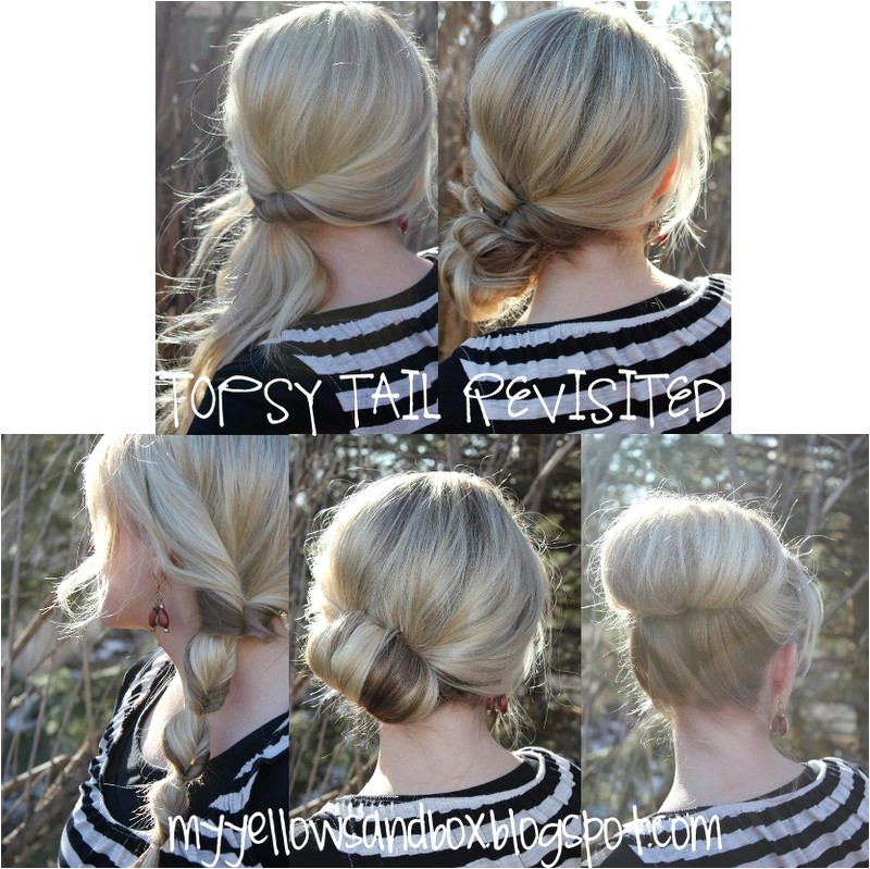 super easy quick tutorial for these 5 amazingly cute hair styles