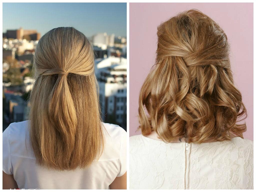 7 super cute everyday hairstyles medium length