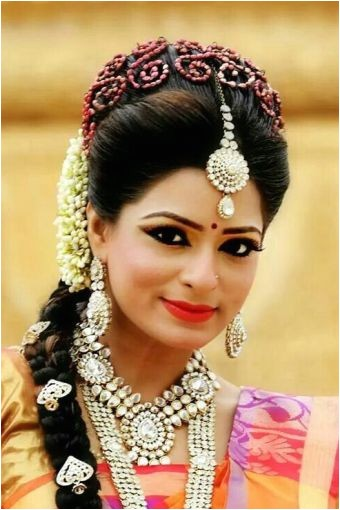 Tamil Wedding Hairstyles top 9 Tamil Bridal Hairstyles