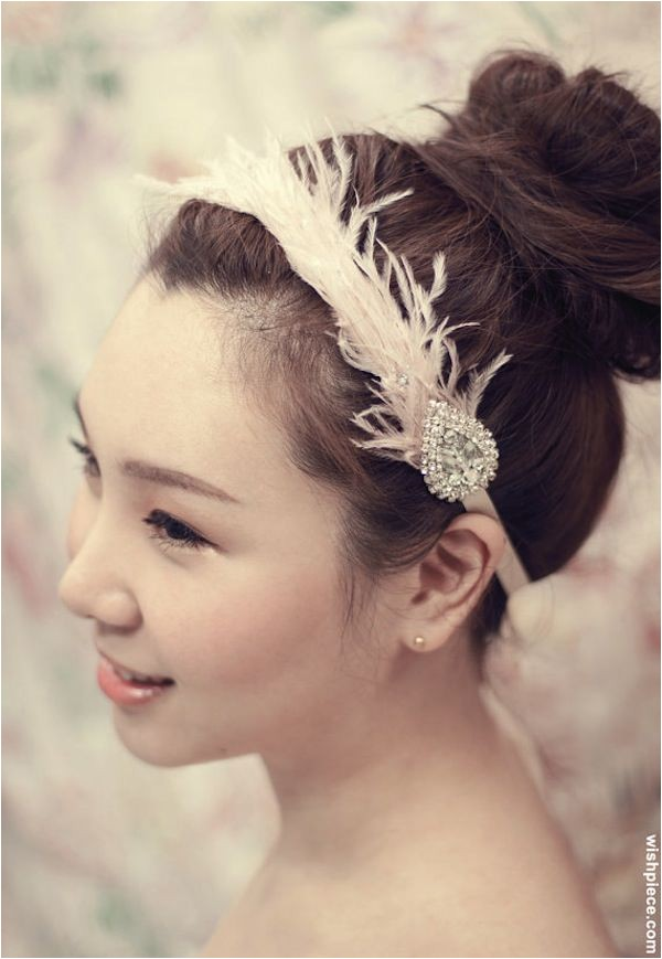 5 easy no fuss and diy wedding hairstyles for brides with long hair