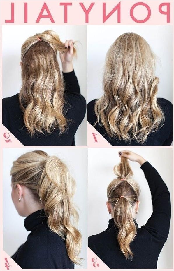 long hairstyles for work