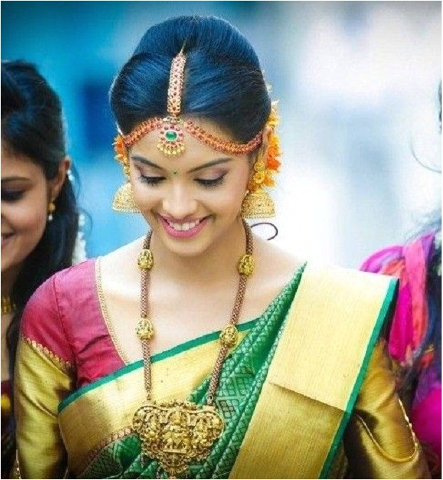 Traditional Indian Hairstyle for Wedding 14 Beautiful Wedding Hairstyles Trending This Season