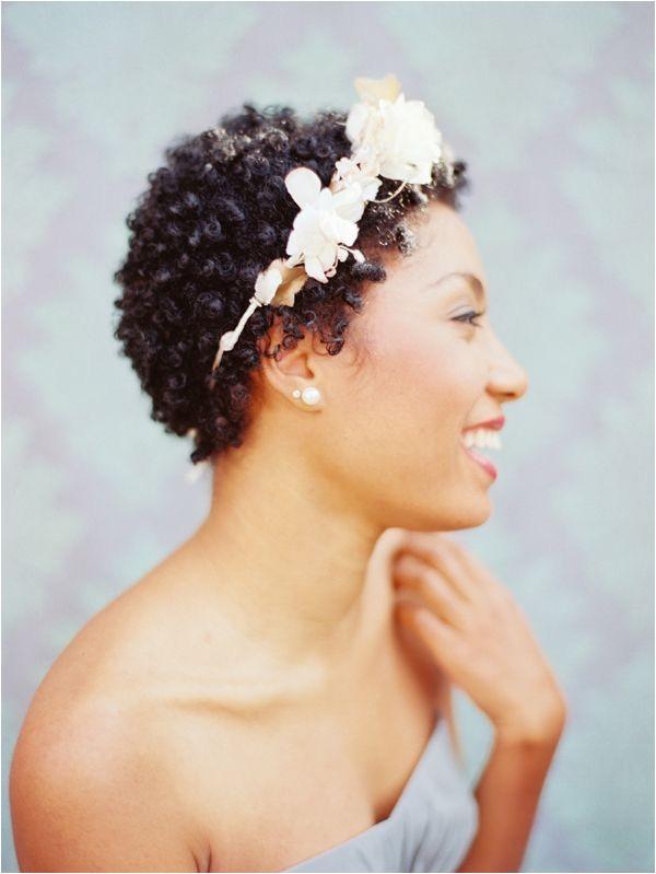 Twa Wedding Hairstyles Fall Wedding Hairstyles for Short Natural Hair