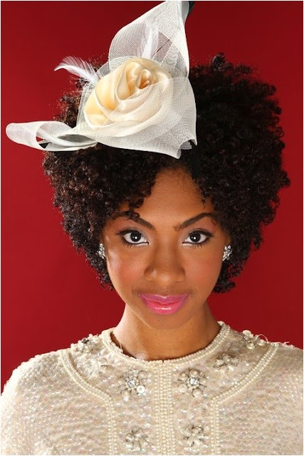 styling your twa or short hair for your wedding day