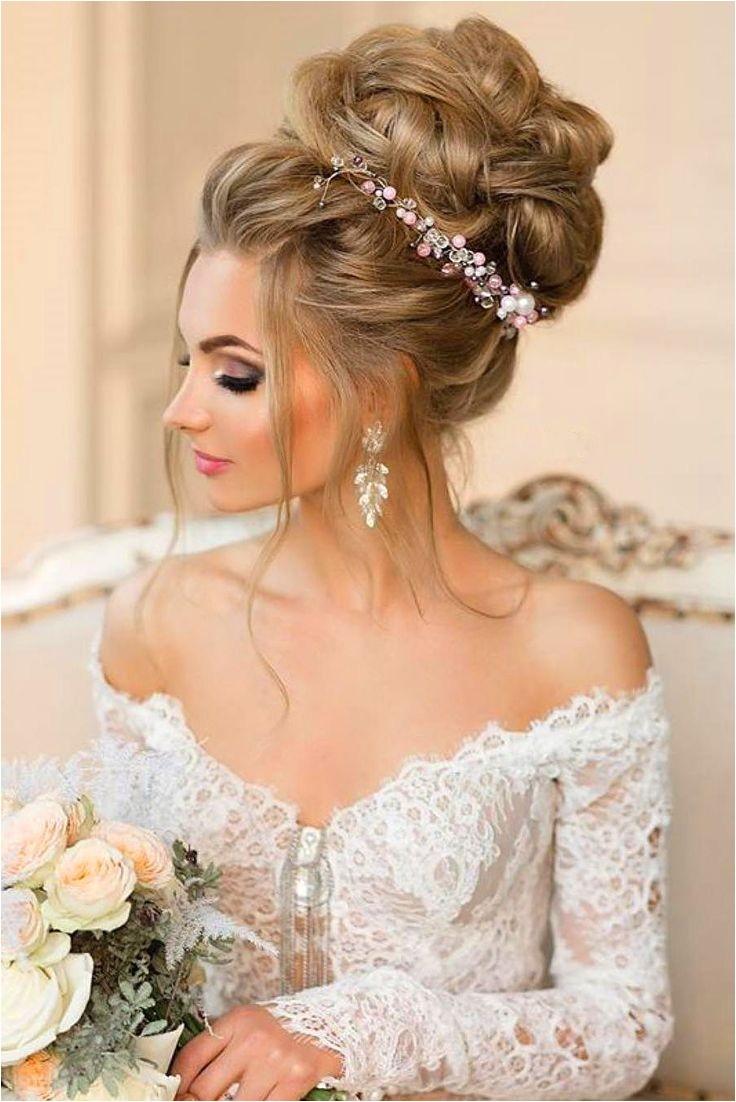 best wedding hair bun