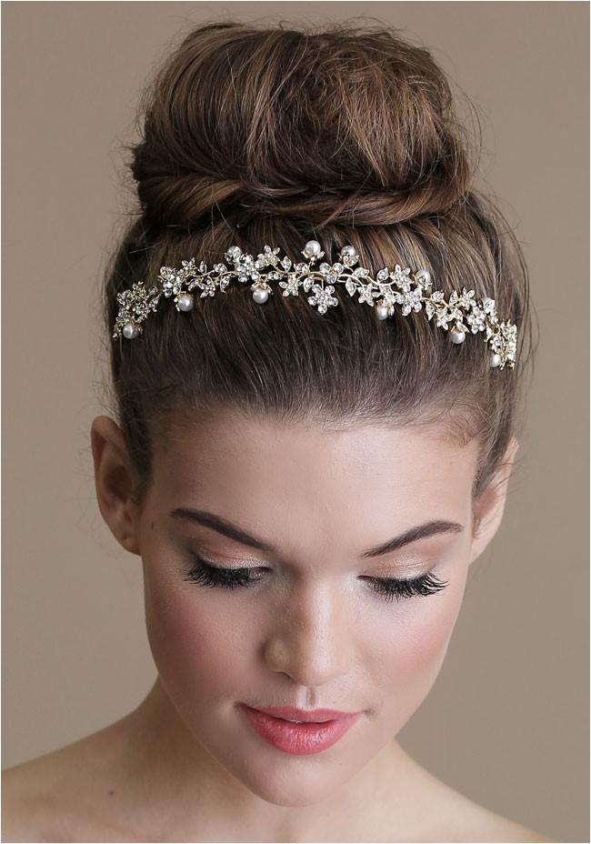 bridal hair 25 wedding upstyles and updo