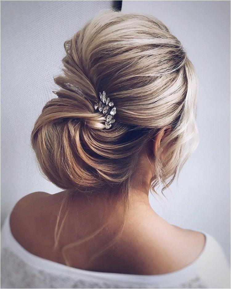 gorgeous wedding updo hairstyle inspire bridal upstyle