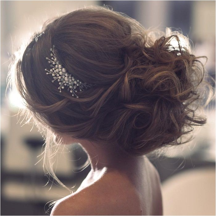messy wedding hair updos rustic wedding 10