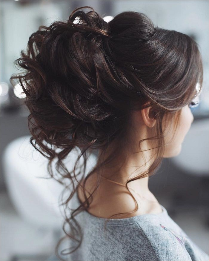 messy wedding hair updos rustic wedding 14