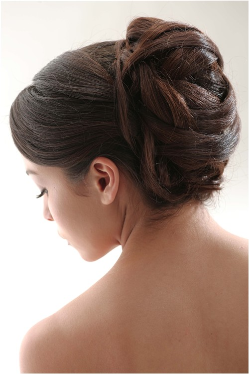 Very Easy Updo Hairstyles 27 Beautiful Updo Hairstyles Ideas Inspirationseek