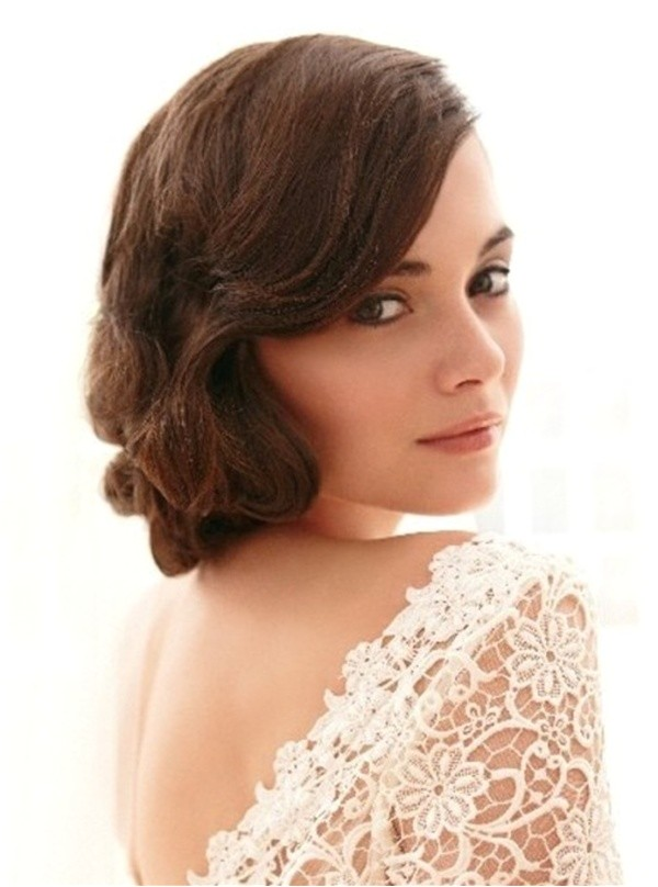 Vintage Hairstyle for Wedding Vintage Hairstyles that Match Your Vintage Dress Hair