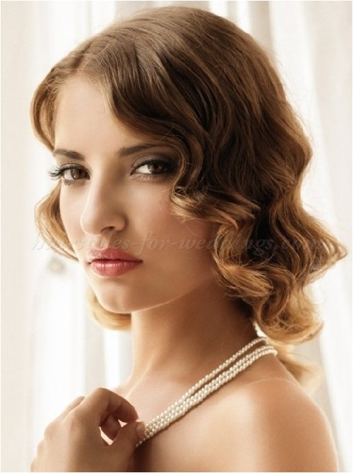 Vintage Wedding Hairstyles for Medium Length Hair Wedding Hairstyles for Medium Length Hair Chic Vintage