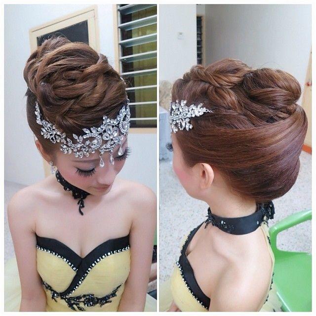 hair styles updos braids