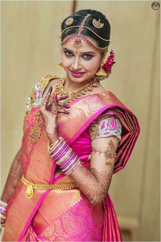 10 gorgeous south indian bridal hairstyles