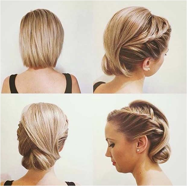 31 wedding hairstyles short mid length hair