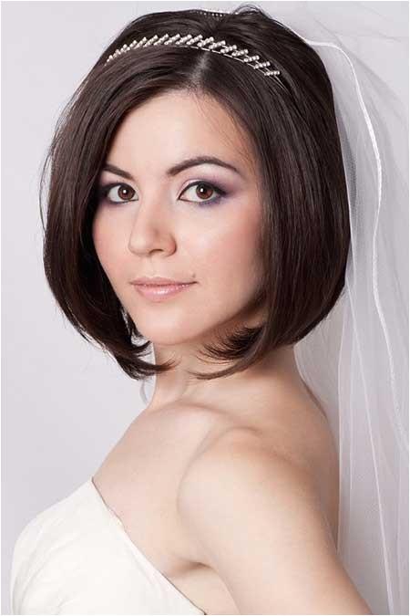 Wedding Hairstyles for Bob Cut Hair 25 Wedding Hairstyles for Short Hair